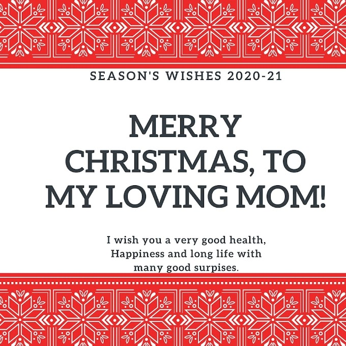 Christmas quotes for mom | Christmas WhatsApp messages quotes |