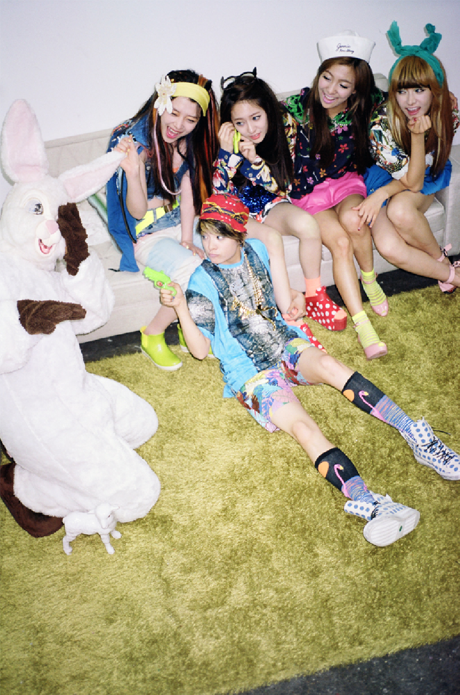 K-POP FEVER just for kpop fanz: f(x) Electric Shock ... F(x) Electric Shock Album Cover