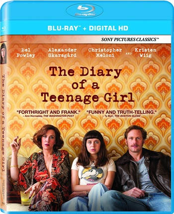 The Diary of a Teenage Girl 1080p Latino