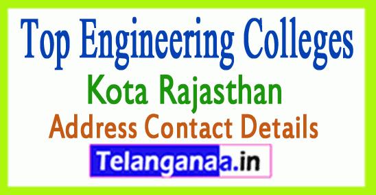 Top Engineering Colleges in Kota Rajasthan