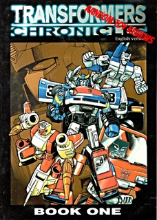 Random Toy Reviews: Transformers Chronicles: Book One