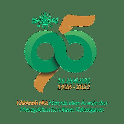 Download Logo Harlah NU Ke 95 Tahun 2021 Format CDR dan PNG