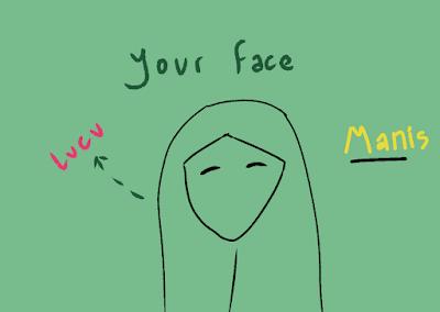 pepatah jepang tentang 3 wajah