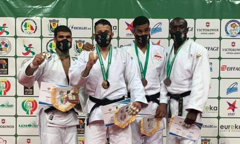 البطولة الإفريقية للجيدو: ستة ميداليات للجزائر منها ذهبيتان
