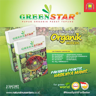 harga greenstar terbaru 2016