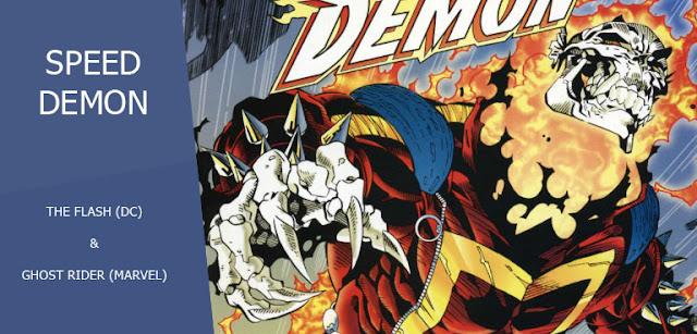 Speed Demon (Blaze Allen) dalam Amalgam Universe