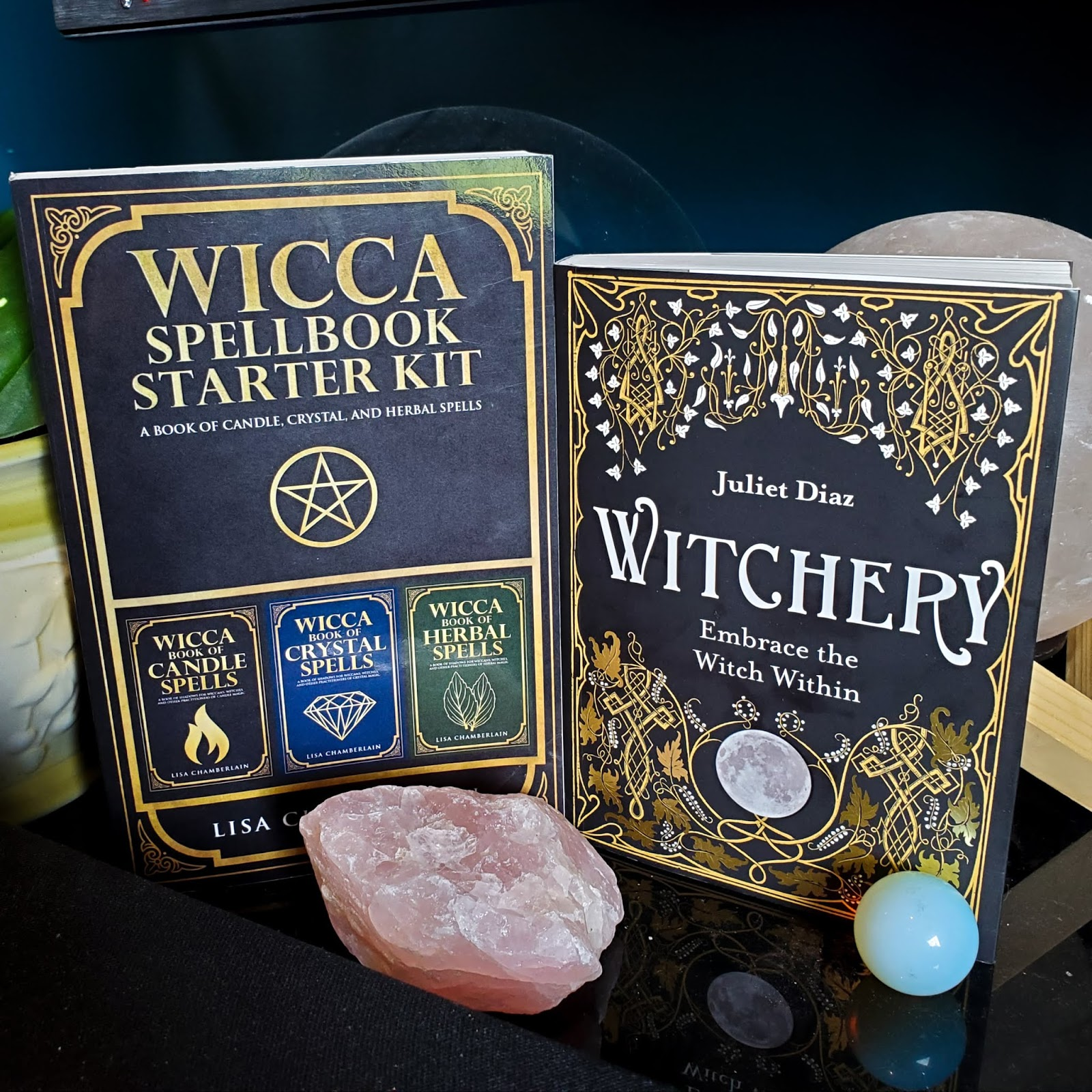 beginner witchcraft books