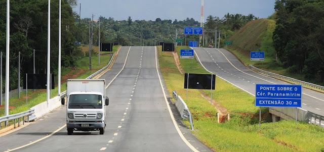 Tarifas de pedágios em rodovias baianas serão reajustadas a partir desta segunda