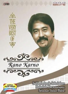 Rano Karno - Bukalah Kaca Matamu ( Karaoke )