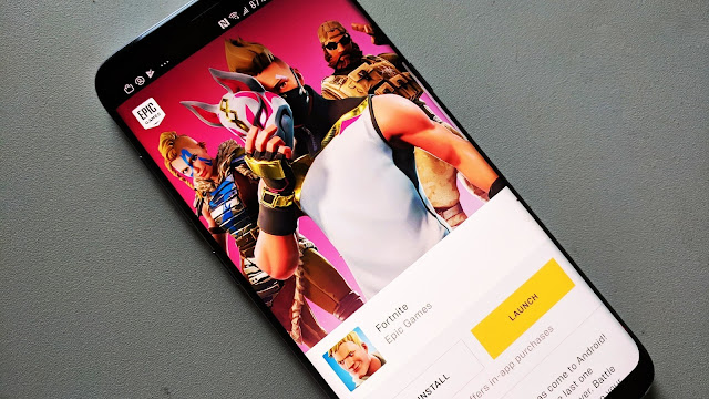Cara Download Fortnite di Android