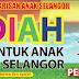 RM1500 Tabung Warisan Anak Selangor (TAWAS)