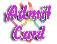 DHS Meghalaya Staff Nurse Admit Card 2019