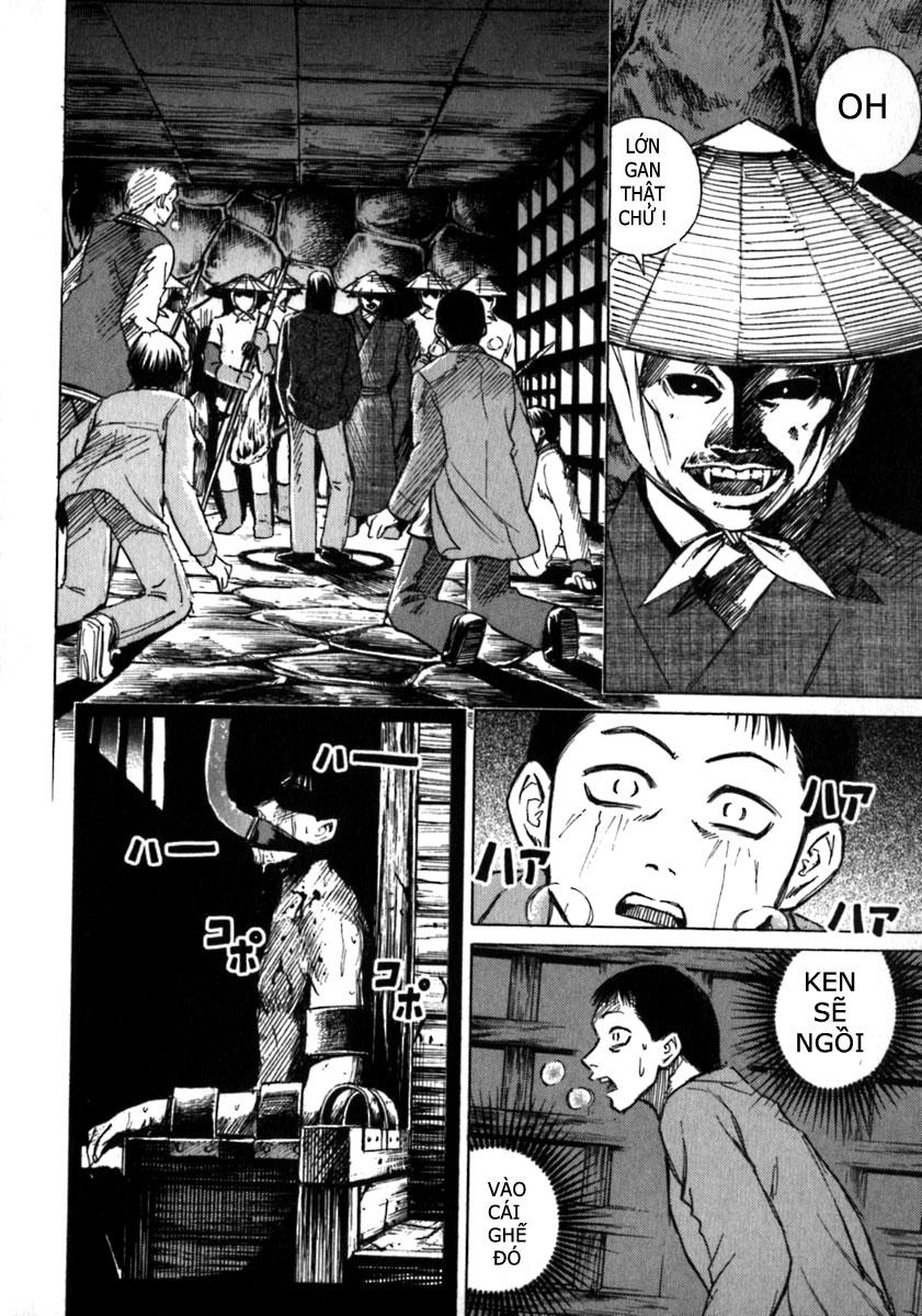Higanjima chapter 22 trang 2