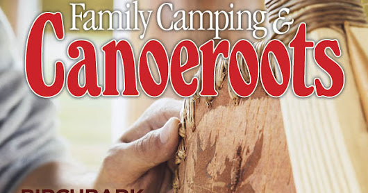 Online Issues of Canoeroots and Rapid Magazine