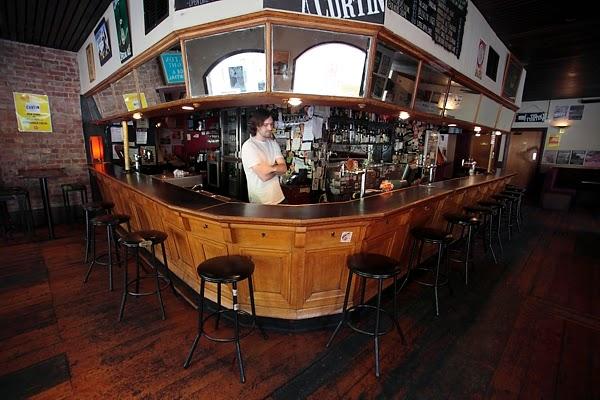 Bar, Curtin Hotel
