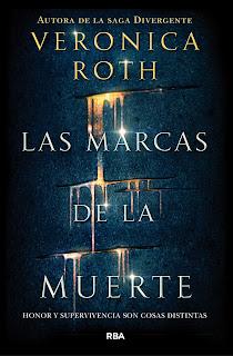 Las marcas de la muerte 1, Veronica Roth