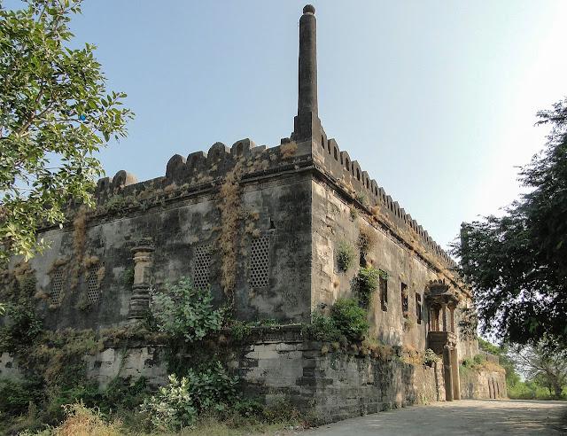 जामा मस्जिद जुनागढ़, jama masjid junaghad