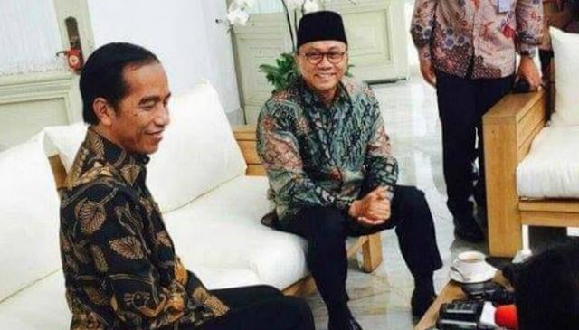Zulkifli Hasan Ajak Kader PAN Bangkit dan Lupakan Pilpres 2019