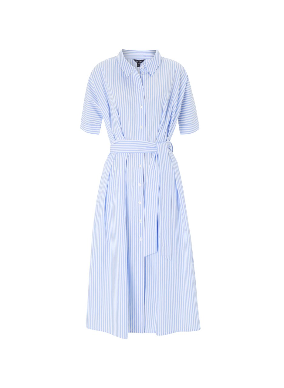 my midlife fashion, baukjen arbor shirt dress