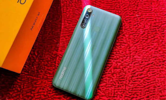 Realme Narzo 10 Picks Up June 2020 Security Patch