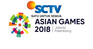 Biss key SCTV Asian Games 2018