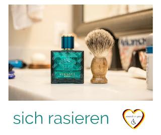 Rasieren cz.1 - Słownictwo