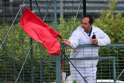 Red Flag! Race Moto2 Mugello Dihentikan di Lap Kelima