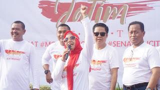 Gerakan Cuci Tangan Dengan Benar, Cara Walikota Mojokerto Ajak Warga Antisipasi Virus Corona