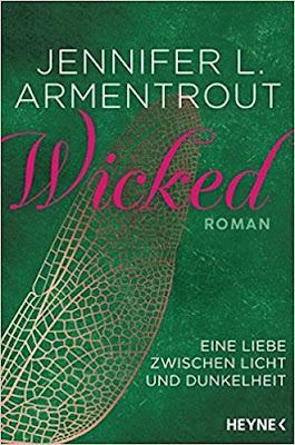Neuerscheinungen im September 2018 #2 - Wicked 1 - Eine Liebe zwischen Licht und Dunkelheit von Jennifer L. Amrentrout