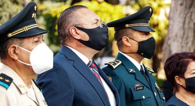 Gobierno de Atlixco y Regimiento conmemoran el 173 Aniversario de la Gesta Heroica de los Niños Héroes