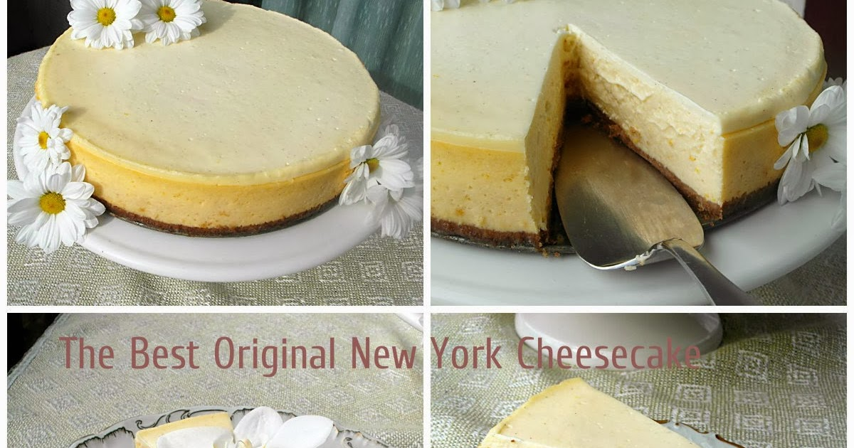 my style my cooking my everyday nowojorski sernik the best original new york cheesecake. Black Bedroom Furniture Sets. Home Design Ideas
