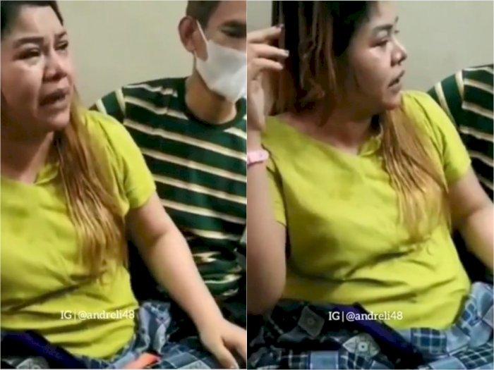 Begini Klarifikasi Istri Pemilik Warkop yang Dipukul Satpol PP di Gowa Usai Disebut Tak Hamil