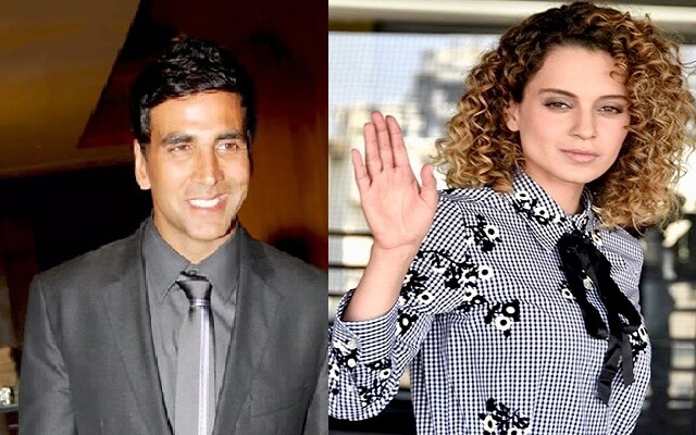 Why? Kangana Ranaut Support Akshay Kumar | Bollywood Update