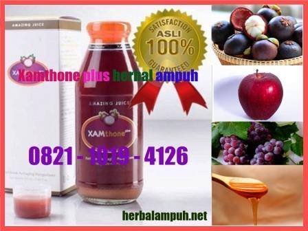 herbal ampuh xamthone plus