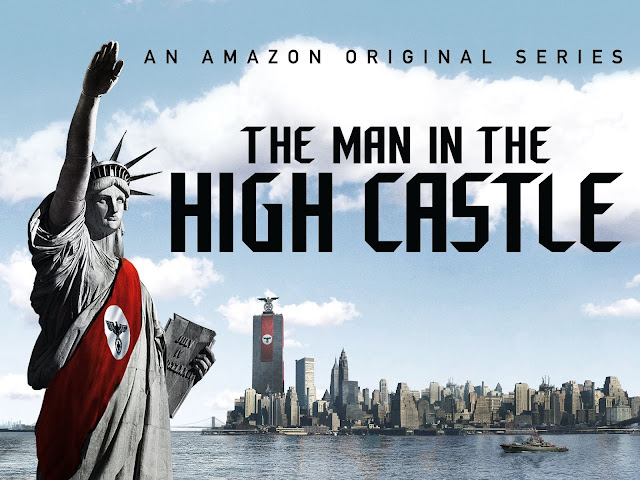 tv show the man in the high castle review; honest TV review; amazon prime tv review