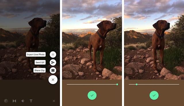 تطبيق لعمل صور متحركه