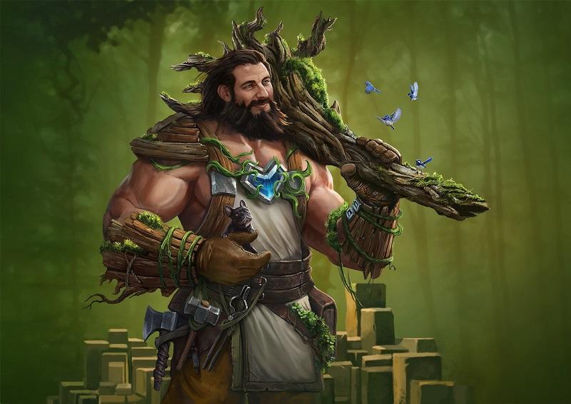 Dagda: Deus da Vida, Morte, Fertilidade e Poder na Mitologia Celta