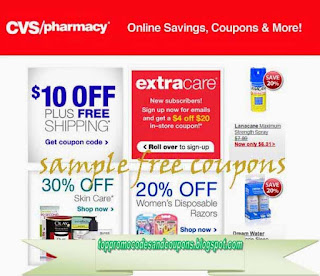 Free Printable Cvs Pharmacy Coupons