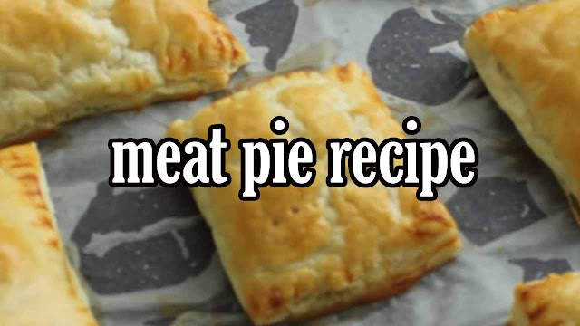 meat pie recipe-recipe dubai