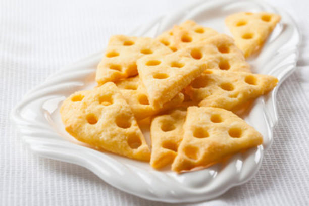 Galletitas de queso con 3 ingredientes