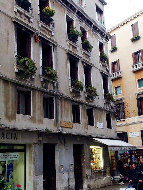 Settimo Cielo Venecia fachada