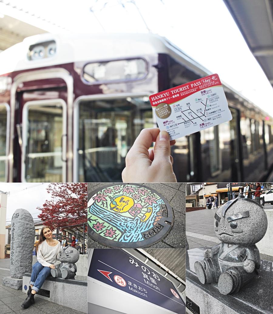minoh station hankyo tourism