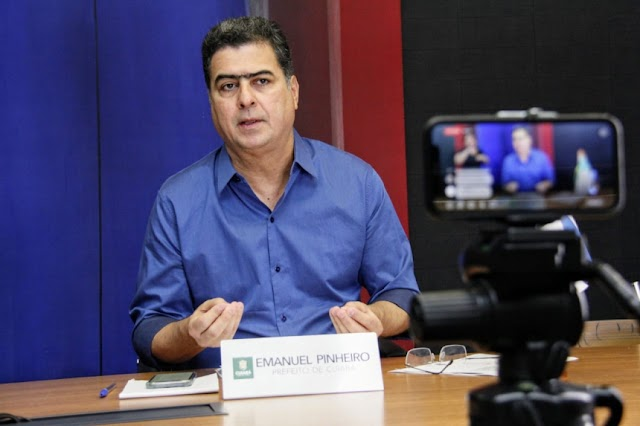 Emanuel anuncia reabertura de shoppings, bares e restaurantes na Capital; veja datas