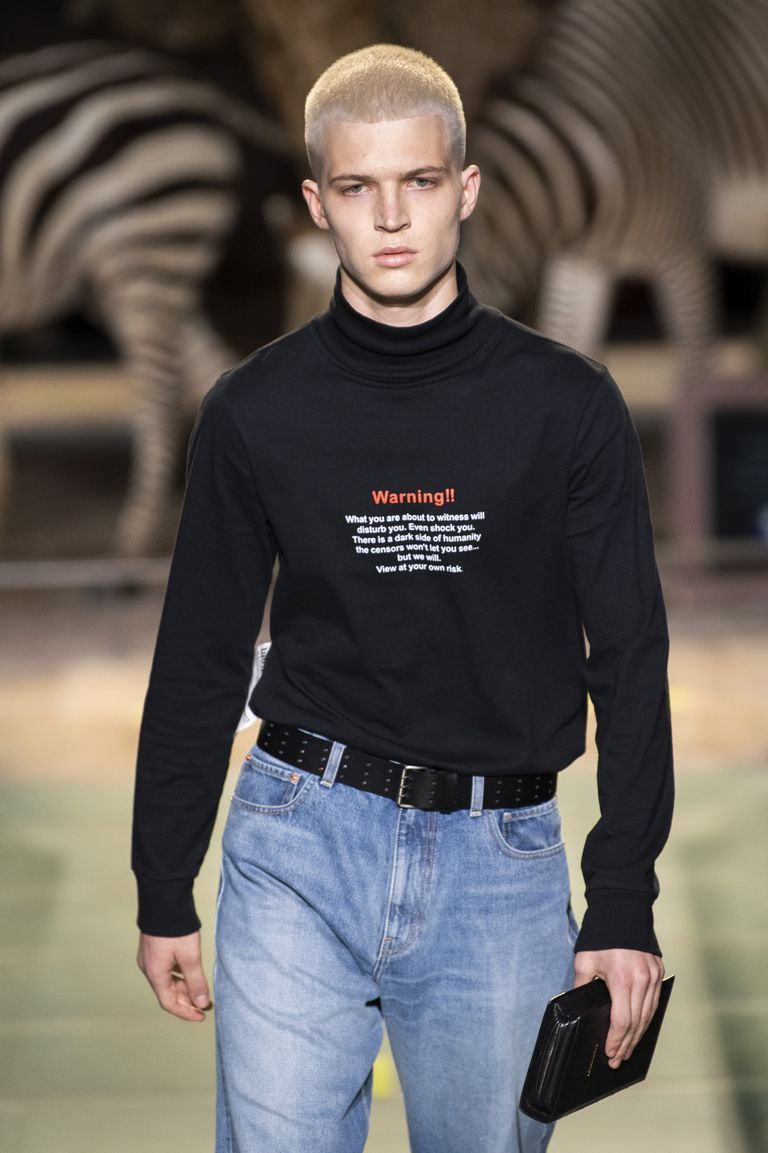 2020 2019 Mens Fashion Trends.Trends In Men S Clothing For Fall Winter 2019 2020 Seen On