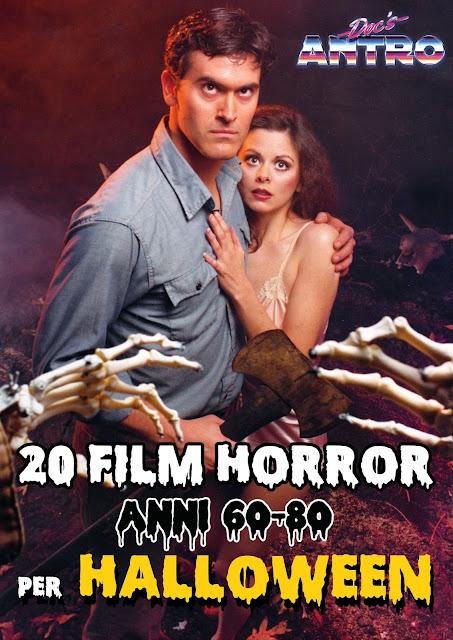 Migliori film horror anni 60 70 e 80
