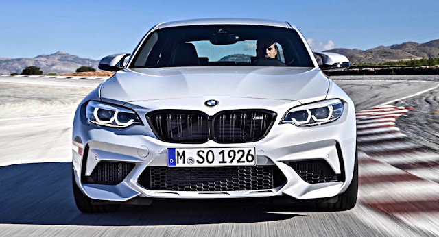 BMW M2コンペティション
