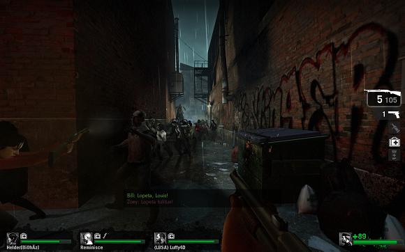 how to play left 4 dead online