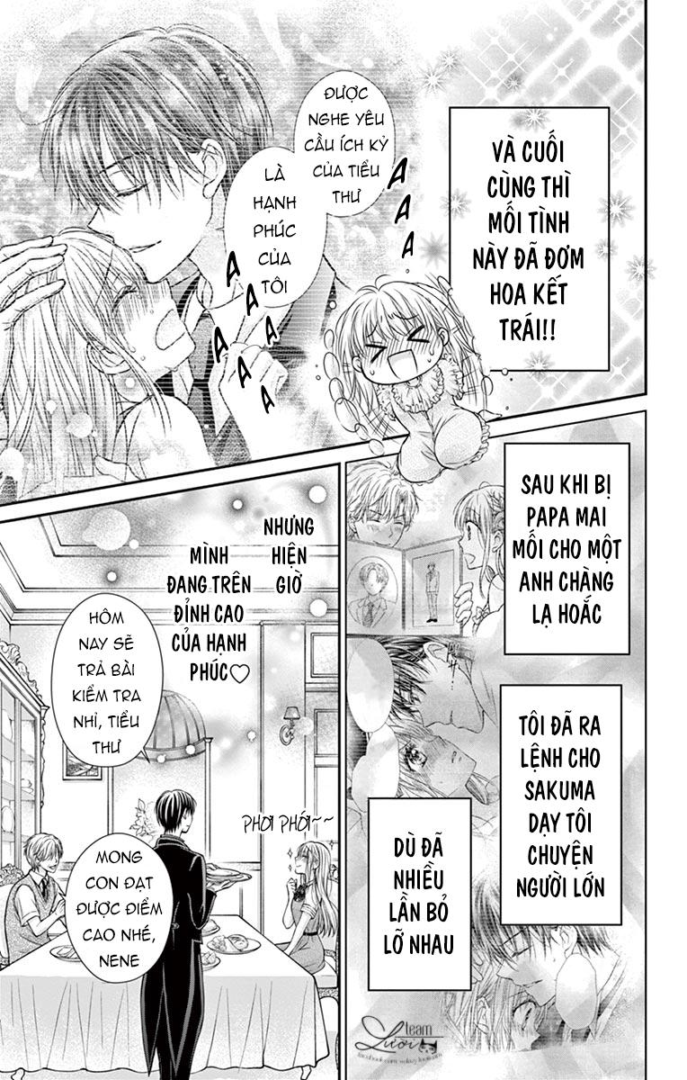 Ojousama, Otona no Kiss no Ojikan desu chap 6 - Trang 9