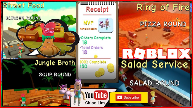 Roblox Dare To Cook Gameplay! Keep Using POTATOES as MUSHROOM!