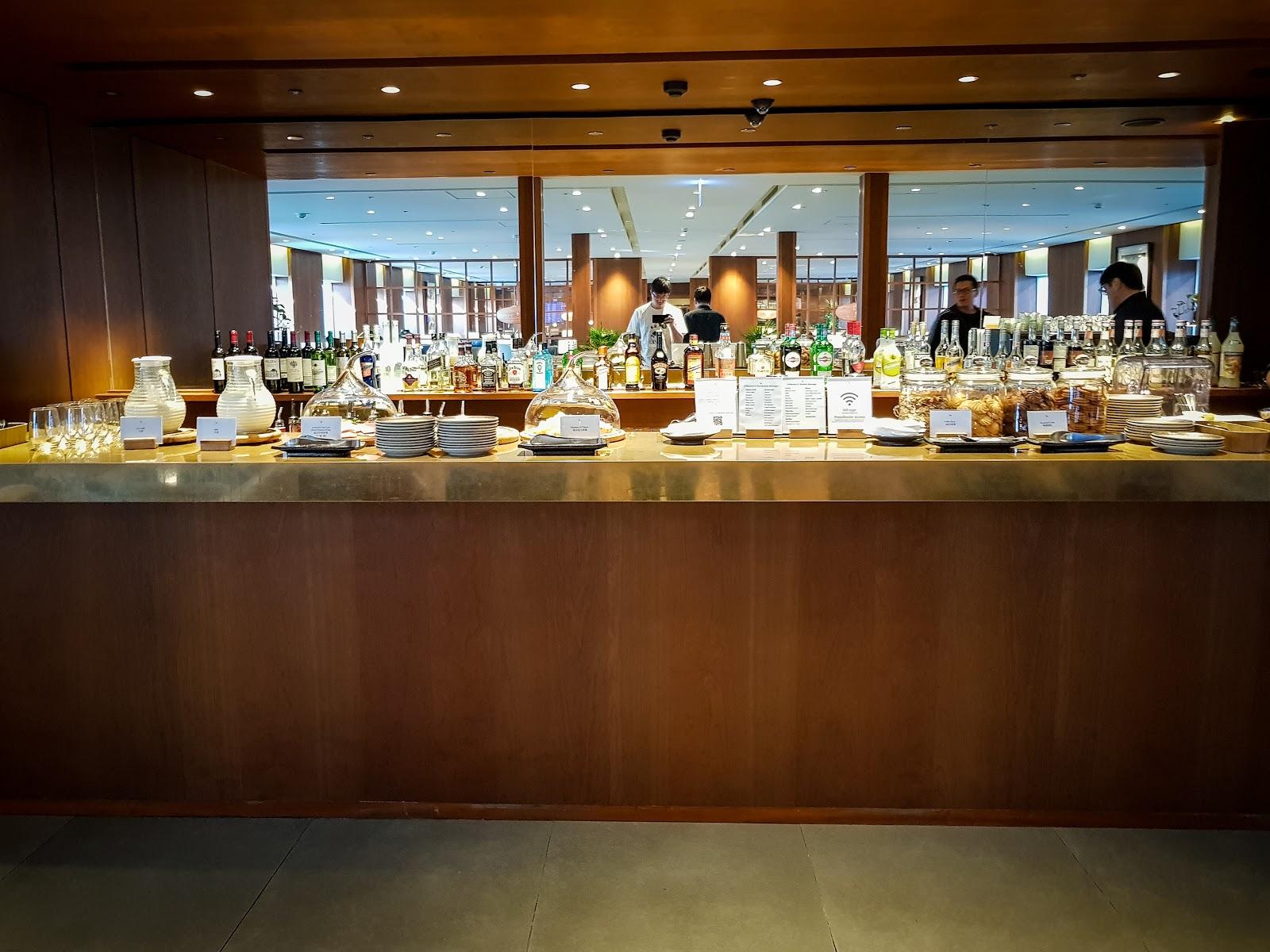 TPE|桃園機場 國泰航空貴賓室 Cathay Pacific Lounge